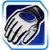 Icon Hands 011 Blue