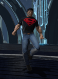 Superboy (Kandor Central Tower)