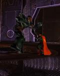 Superman and Darkseid (DWF)