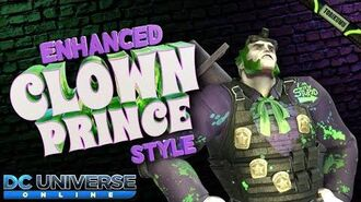 DC Universe Online Enhanced Clown Prince Style (Inspired by Future Joker)