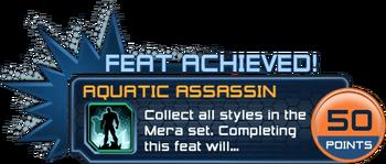 Feat - Aquatic Assassin