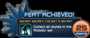 Feat - Secret Secret, I've Got a Secret