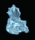 Ornate Ice Throne