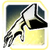 Icon Hands 001 Light Goldenrod Yellow