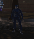 GCPD Officer Snart