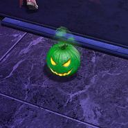 Creepy Jack summoned