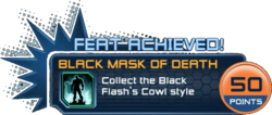 Feat - Black Mask of Death