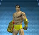 Cyborg's Cybernetic Cannon