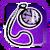 Icon Neck 008 Purple