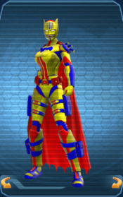Future Crusader Dc Universe Online Wiki Fandom Powered By Wikia