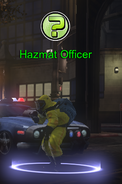 Hazmat Officer