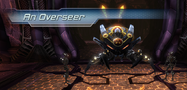 Overseer arrival