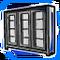 BI Cabinet II Blue
