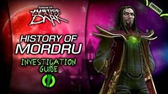 """DCUO Episode 34 """"History of Mordru"""" Investigation Locations, Guide and Reward"""