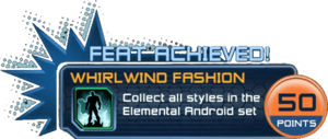 Feat - Whirlwind Fashion