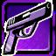 Icon Dual Pistol 004 Purple