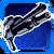 Icon Rifle 009 Blue