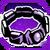 Icon Waist 002 Purple