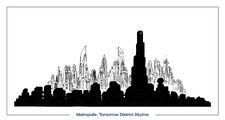 Tomorrow District Skyline