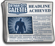 Gotham Gazette Headline