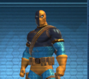 Exobyte Data: Deathstroke