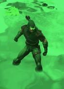 Resurrected Green Arrow 1