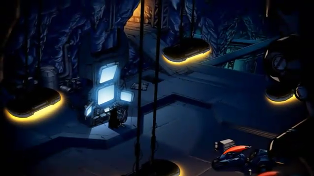 Batcave Dc Universe Online Wiki Fandom Powered By Wikia