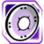 Icon Shield 007 Purple