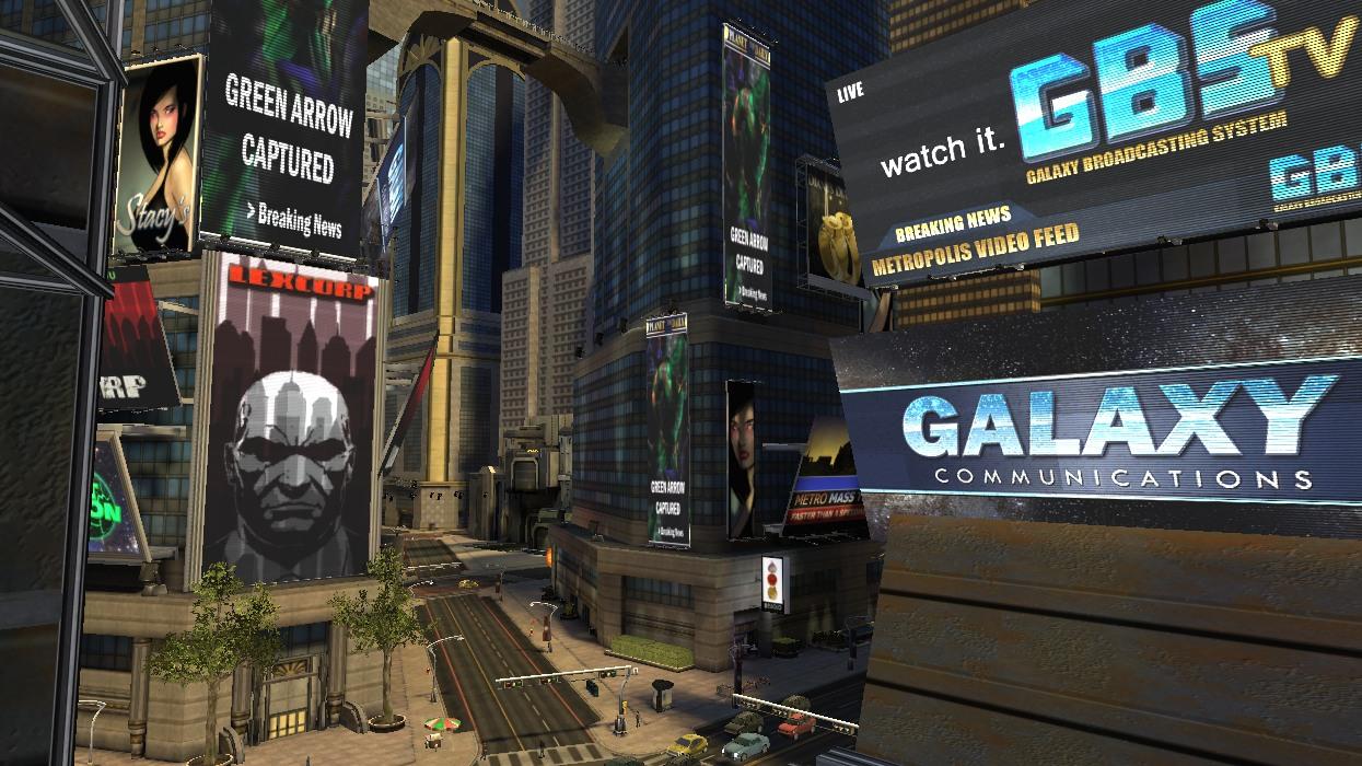Alternate Metropolis / Alternate Gotham City Maps   DC Universe ...