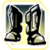 Icon Feet 010 Light Goldenrod Yellow