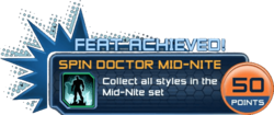 Feat - Spin Doctor Mid-Nite