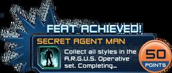Feat - Secret Agent Man