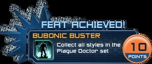 Feat - Bubonic Buster