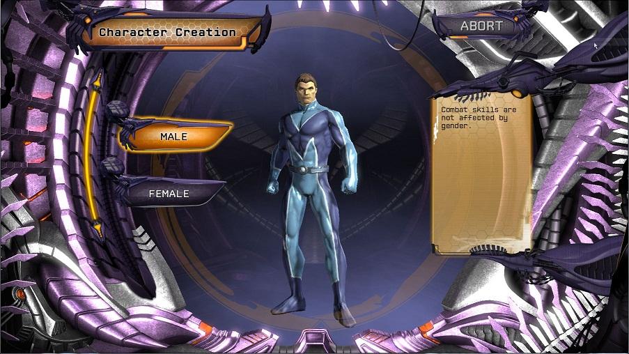 Character Creation Dc Universe Online Wiki Fandom