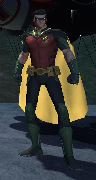 Red Robin Dc Universe Online Wiki Fandom Powered By Wikia