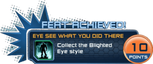 Feat - Eye See What You Did There