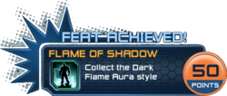 Feat - Flame of Shadow