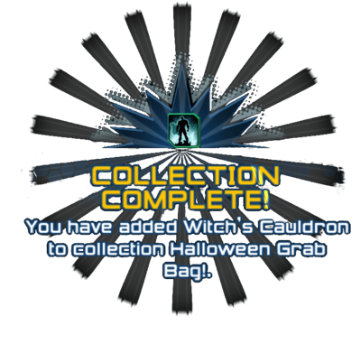 Halloween Grab Bag complete