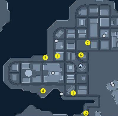 Raven Bounties Map