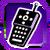 Icon Trinket 027 Purple
