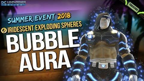 Bubble Aura