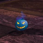 Spooky Jack summoned