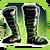Icon Feet 006 Green