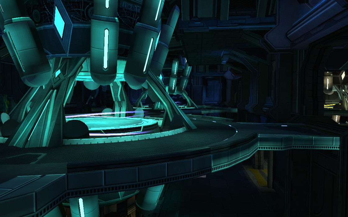 Watchtower Containment Facility (PVP Map)   DC Universe ...