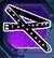 Icon Waist 017 Purple