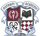 Gotham Academy Letterman