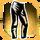 Icon Legs 003 Gold