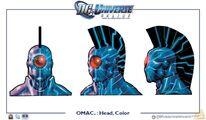 84818 DC con icnChar OMAC head color