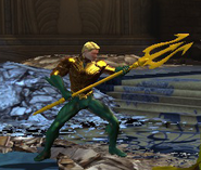AquamanTrident
