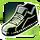 Icon Feet 008 Green